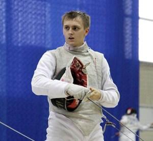 Ярославский «мушкетер» выиграл первенство России среди юниоров