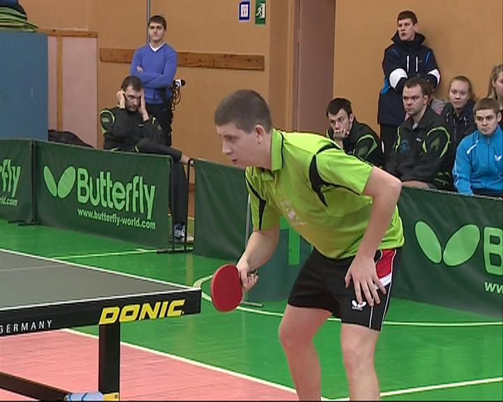 В Ярославле завершился чемпионат ЦФО по настольному теннису