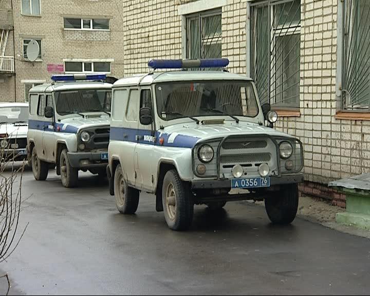 Полиция в Тутаеве задержала мужчину, которого подозревают в разбое
