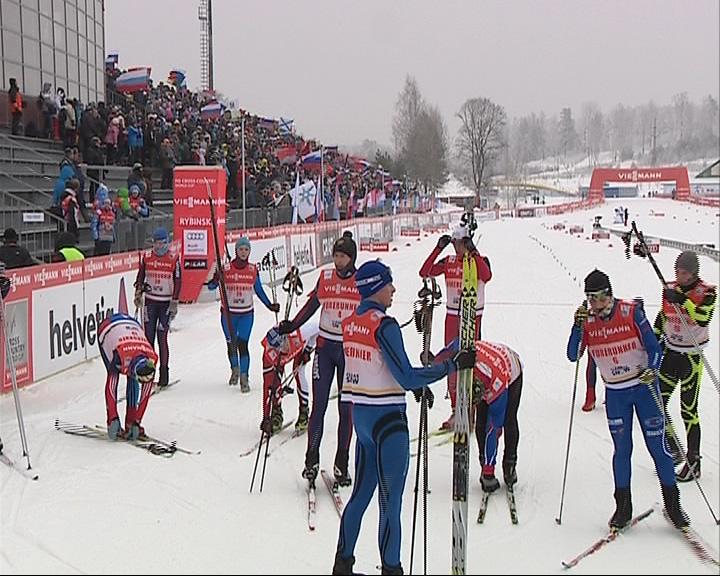 Сергей Ястребов принял участие в открытии этапа Кубка Мира в «Демино»