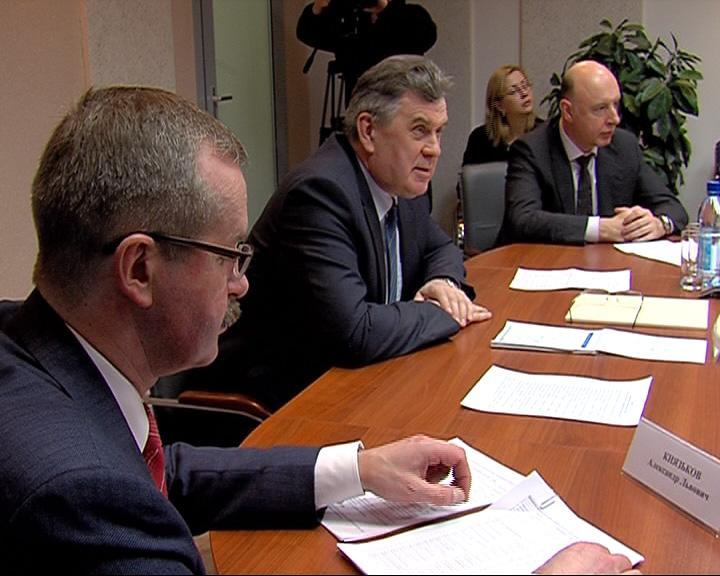 Экономический совет Ярославской области обсудил развитие промышленности в 2015 году