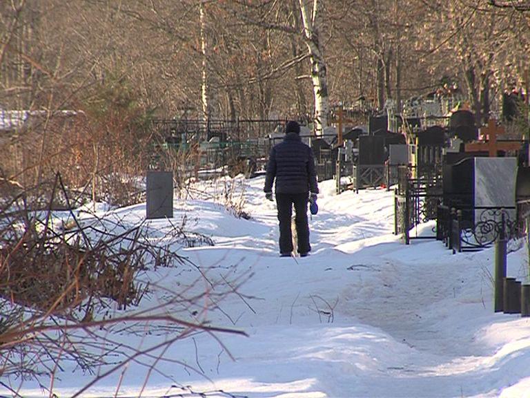 На Леонтьевском кладбище нашли труп зверски изнасилованной женщины