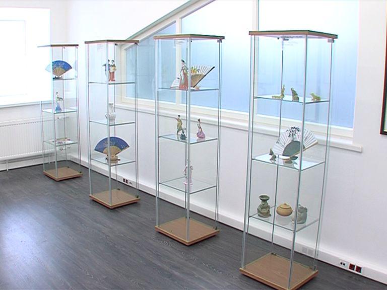 В Ярославском музее зарубежного искусства открылась выставка северокорейских художников