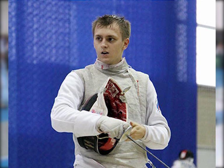 Ярославский рапирист Дмитрий Трофимов стал победителем первенства Европы по фехтованию