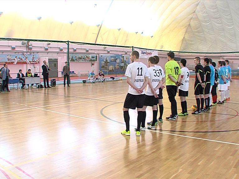 В Ярославле планируют создать профессиональный клуб по мини-футболу