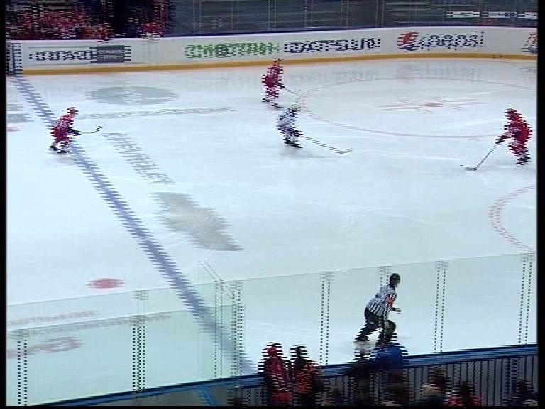 «Локо» впервые в своей истории оформила выход в четвертьфинал МХЛ