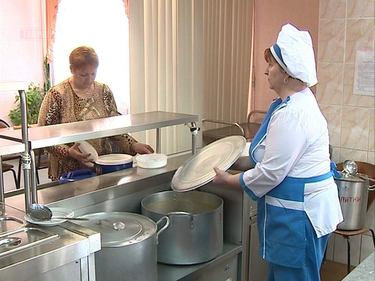 В Гаврилов-Яме работает социальная столовая, которая помогает пенсионерам