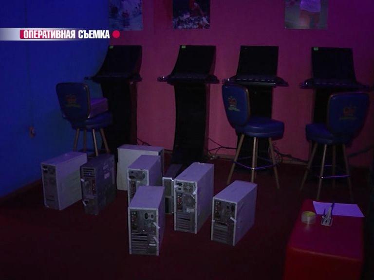 В Ярославле полицейские накрыли два игорных заведения