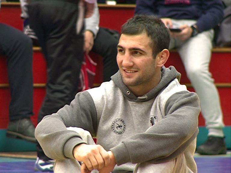 Ярославский борец Рубен Минасян стал победителем турнира в Москве