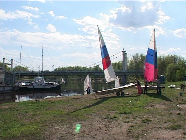 В День Победы в Ярославле пройдет парусная регата