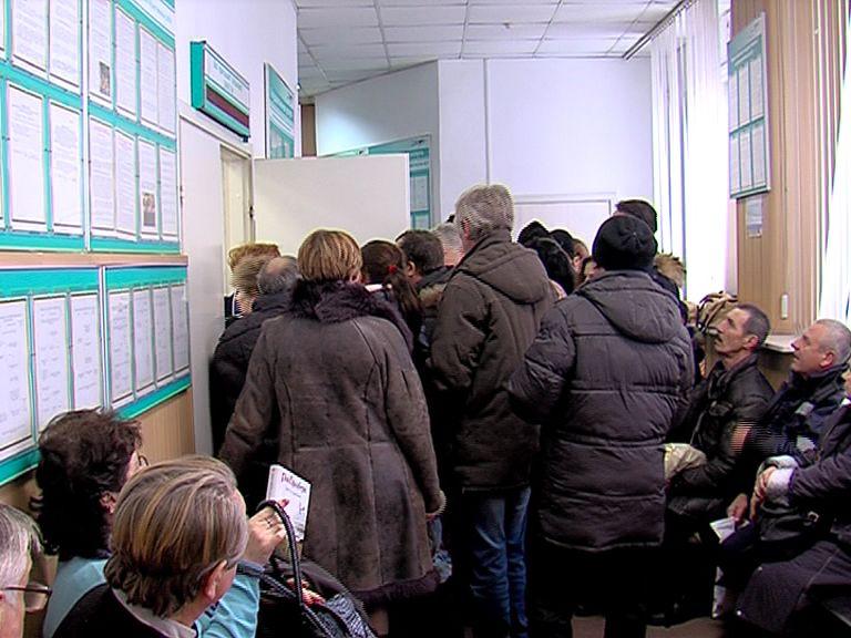 Число безработных ярославцев в регионе растет