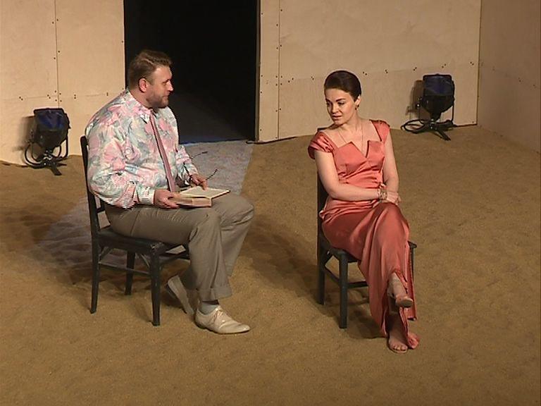 В Волковском театре поставили спектакль по пьесе Тургенева «Месяц в деревне»