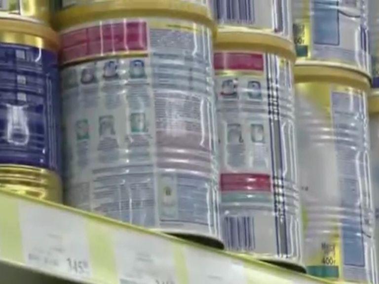 Три индивидуальных предпринимателя оштрафованы за чрезмерный рост цен на детское питание