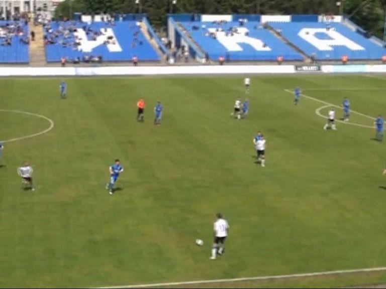 Первый матч нового сезона «Шинник» проведет против «Балтики»
