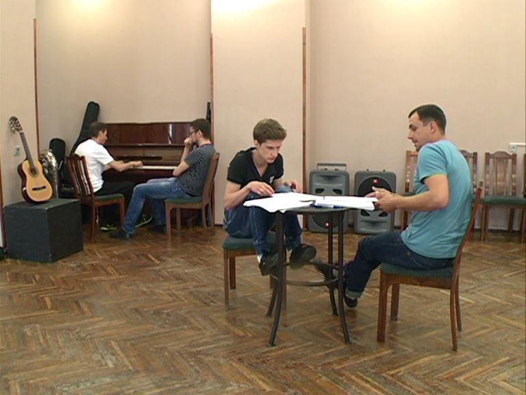Волковцы приступили к репетициям спектакля по роману Ильфа и Петрова «Золотой теленок»
