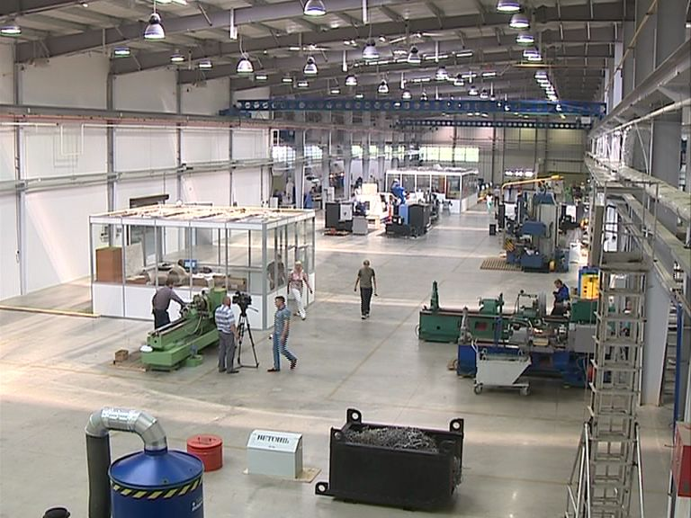 В Угличе открылся завод точного машиностроения