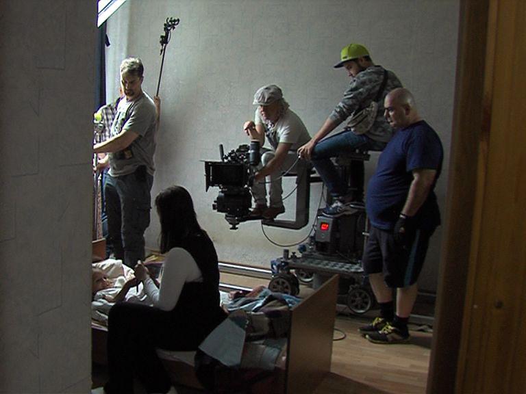 Ярославль стал местом съемок сериала «Двойная сплошная»