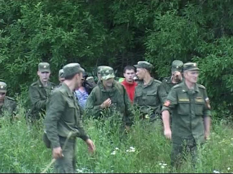 В Ярославской области нашли двух грибников