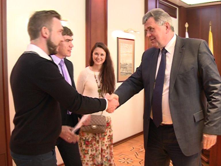 Сергей Ястребов встретился с ярославской командой КВН «Радио Свобода»
