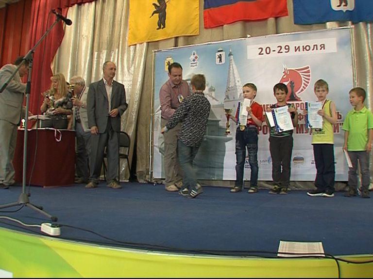 Ярославские шахматисты успешно выступили на фестивале «Ярославль Мудрый»