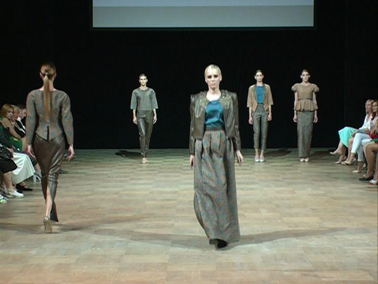Молодые дизайнеры показали в Ярославле свои коллекции