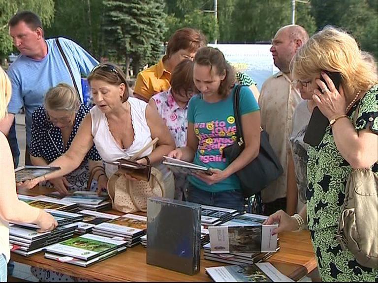 В Рыбинске презентовали новые книги из серии «Библиотека ярославской семьи»