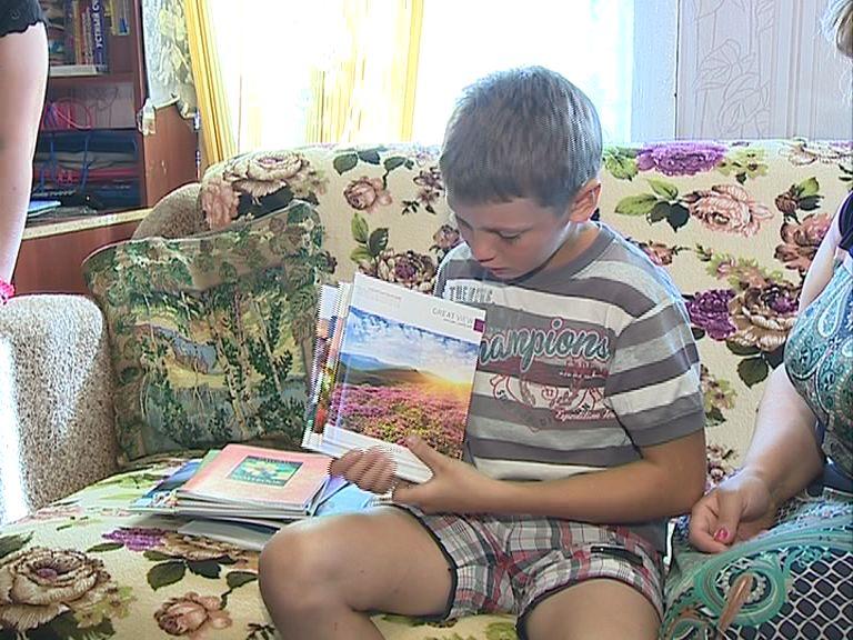 В Ярославской области продолжается акция «Собери ребенка в школу»