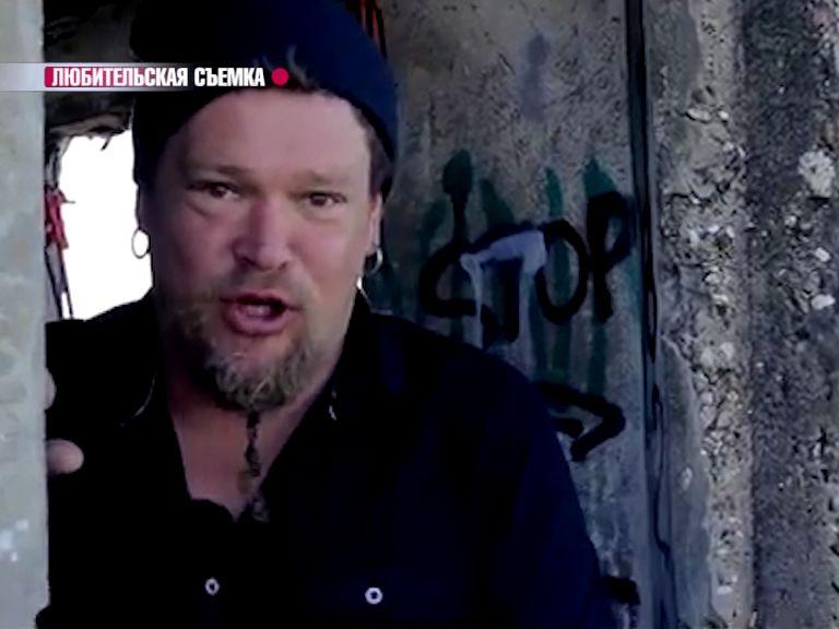 Актер Вилле Хаапасало снимает фильм в Ярославской области