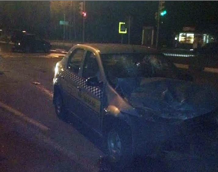 В Ярославле произошло еще одно ДТП по вине пьяного таксиста