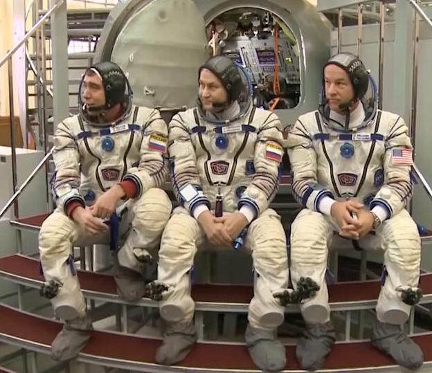 Рыбинец Алексей Овчинин, станет третьим космонавтом из нашей области