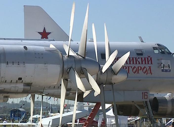 Ярославцы представили свои разработки на международном авиасалоне «МАКС-2015»