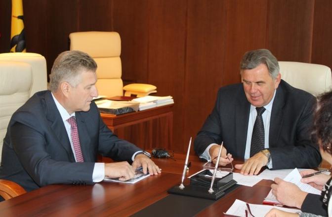 Соглашение о социально-экономическом сотрудничестве подписано между региональным правительством и «ОДК — Газовые турбины»