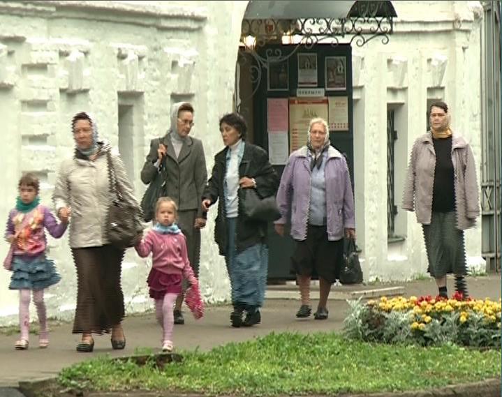 Кирилло-Афанасиевский мужской монастырь широко отпраздновал 400-летие