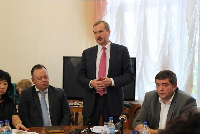 Областные власти помогут Переславлю выйти из коммунального кризиса