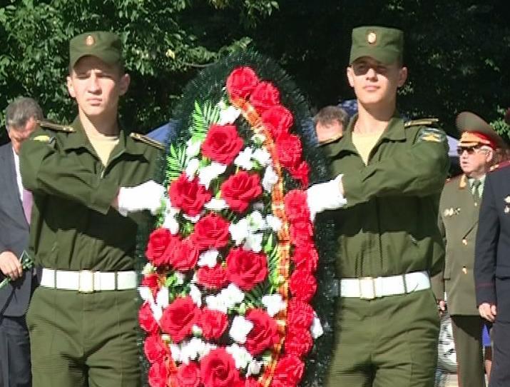 В Ярославле прошли мероприятия посвященные 70-летию окончанию Второй мировой войны
