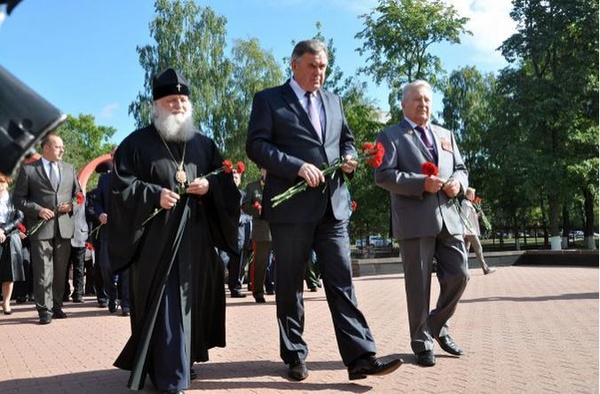 Мероприятия, посвященные 70-летию окончания Второй мировой войны, прошли в Ярославле