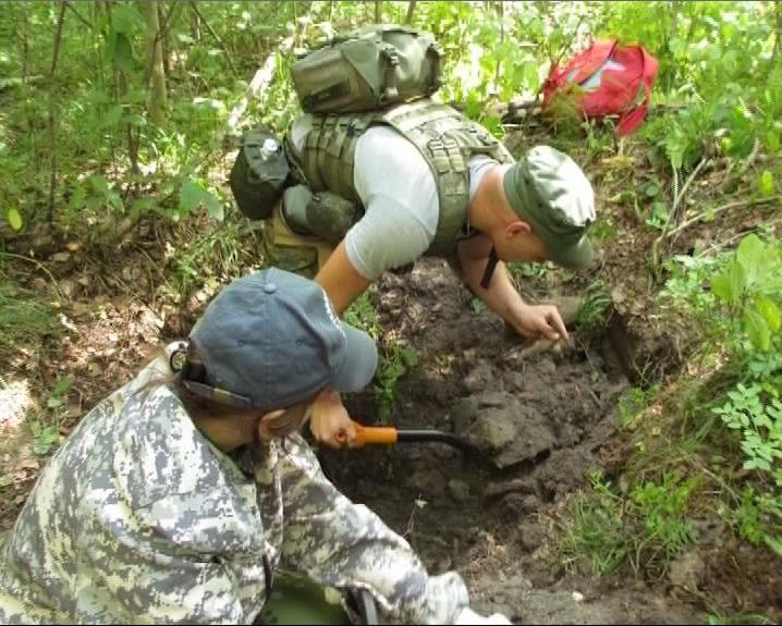 Ярославская группа «Поиск» вернулась домой с вахты памяти