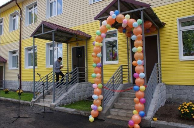 В Заволжском районе Ярославля после капремонта открыли детский сад