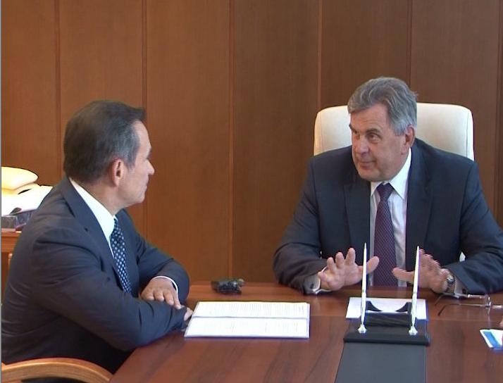 Сергей Ястребов встретился с руководством крупнейших энергетических предприятий региона