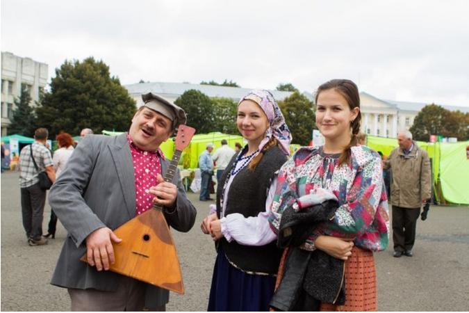В Ярославле состоялась выставка-ярмарка «ЯрАгро»