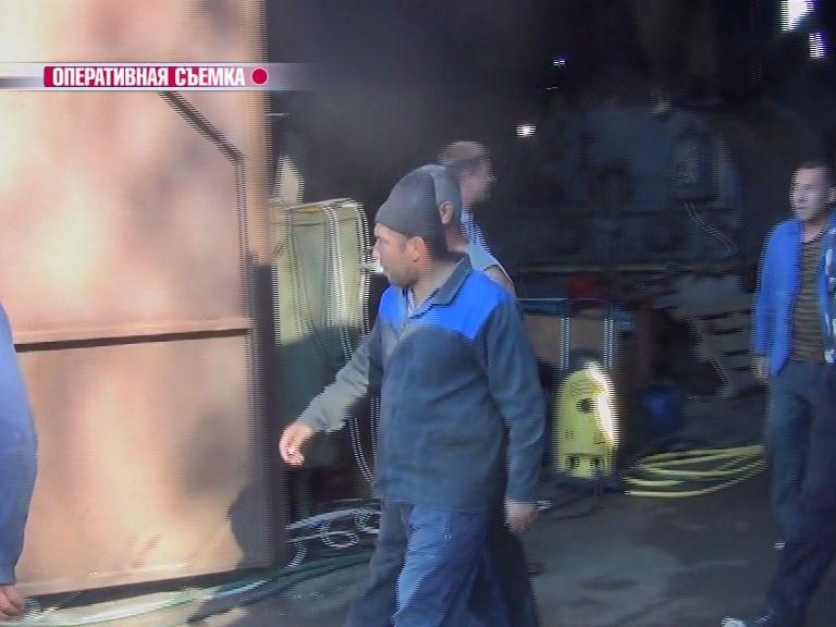 В Ростове сотрудники УФМС выявили нелегалов на птицефабрике