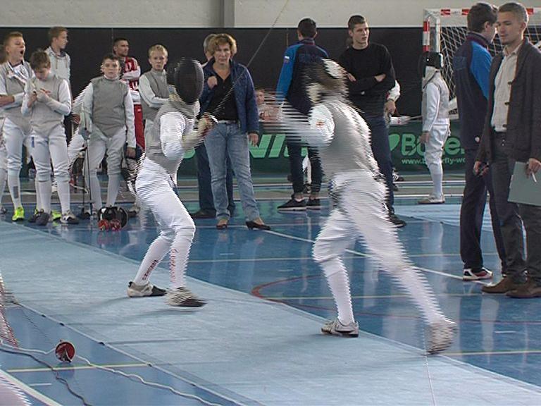 В Ярославле стартовал всероссийский турнир по фехтованию памяти Михаила Бородина