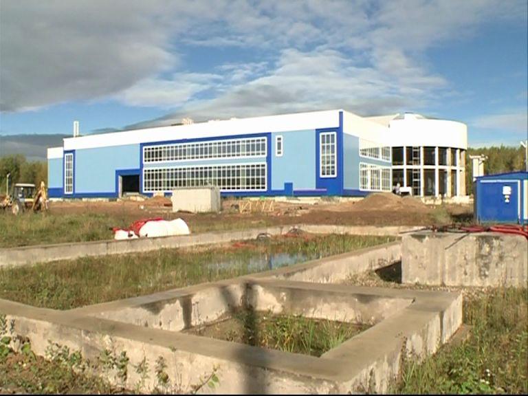 Открытие ярославского аквапарка отложено
