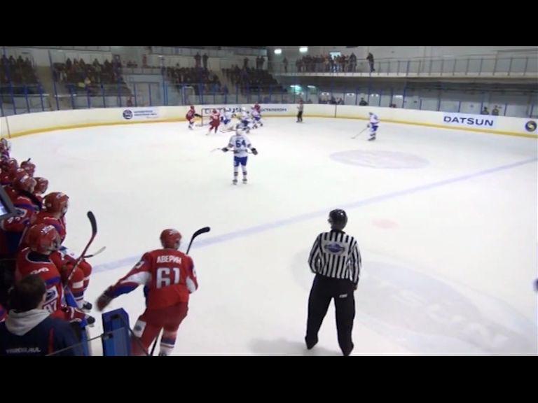 Хоккеисты «Локо» вновь разгромили СКА-1946