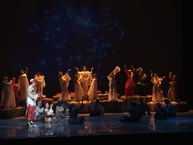 Волковский театр перед новым годом покажет новую историю о популярном Алладине