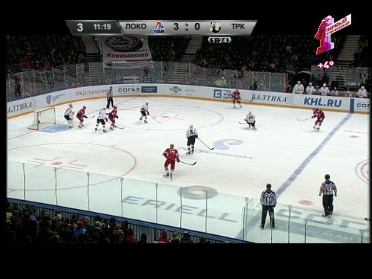 «Локомотив» одержал восьмую подряд победу