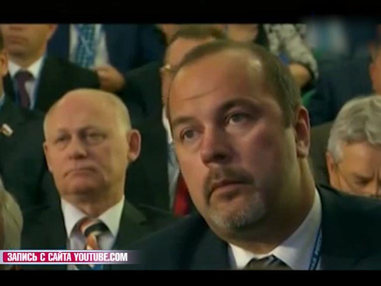 Илья Осипов выступил с докладом на заседании Генерального совета «Единой России»