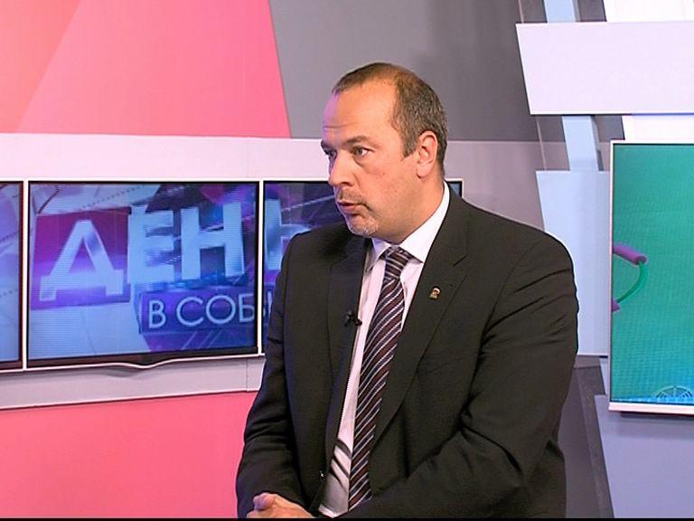 Илья Осипов рассказал о реализации социальных программ в Ярославской области