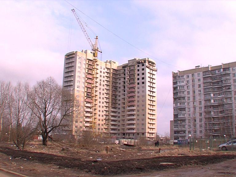 Более 550 тысяч квадратных метров жилья в Ярославской области введено в эксплуатацию в этом году