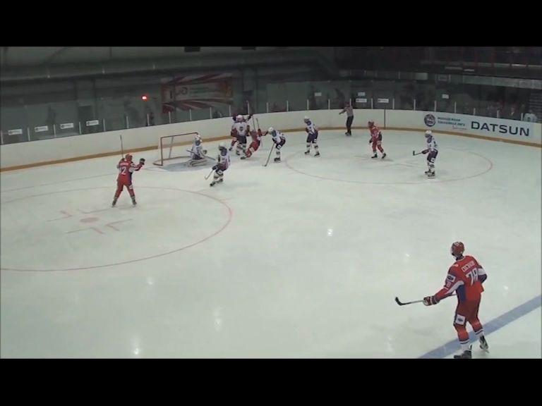 Четыре хоккеиста «Локо-Юниора» вызваны для подготовки к Кубку Вызова